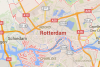 Huiswerkbegeleiding kaart Rotterdam